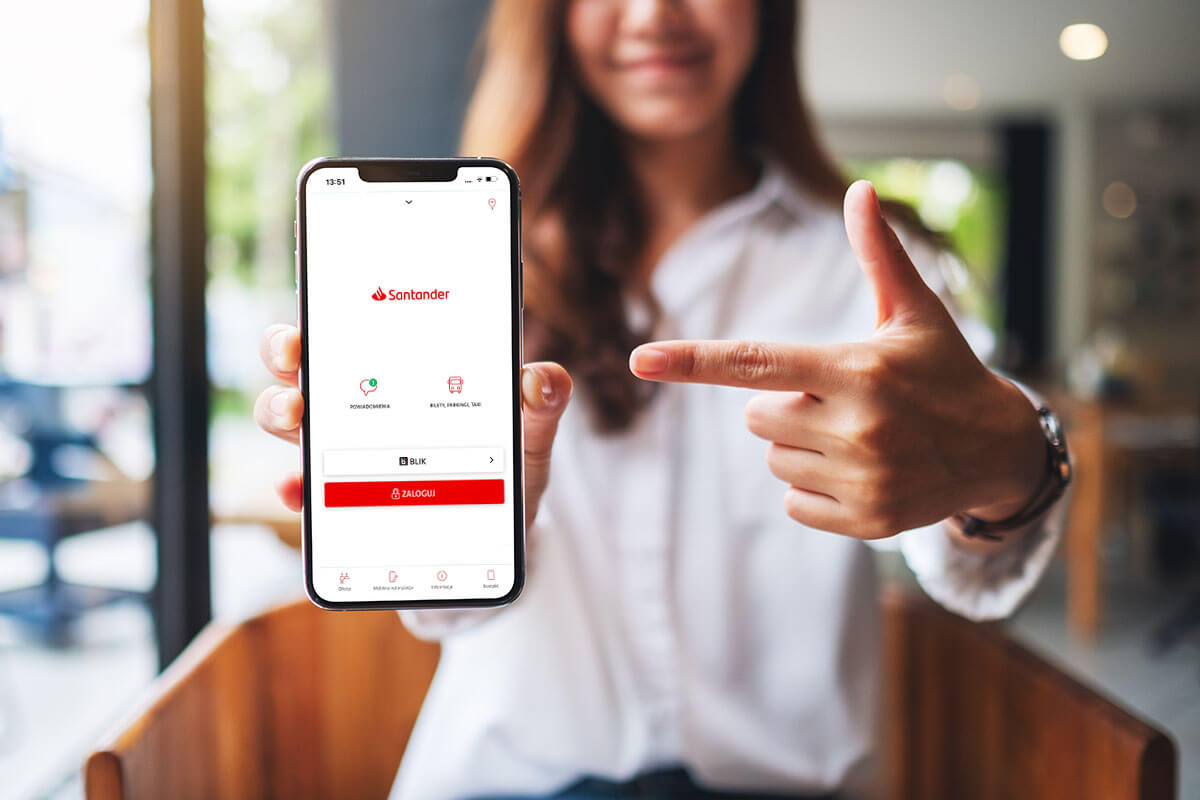 Santander: Promocja na Konto Jakie Chcę - premia na start